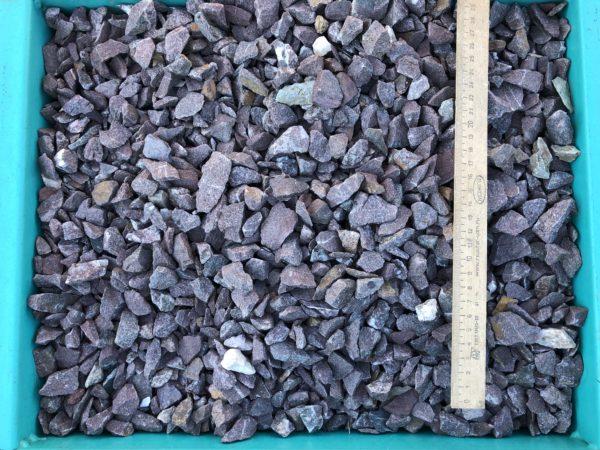 Крошка серо-фиолетовая 10-20 мм