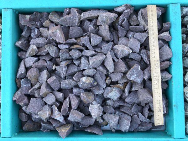 Крошка серо-фиолетовая 20-40 мм