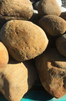 Валун песчаник