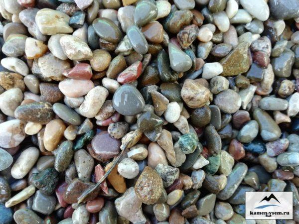 Природный натуральный камень, Морская Галька, Красное море, ландшафтный дизайн
