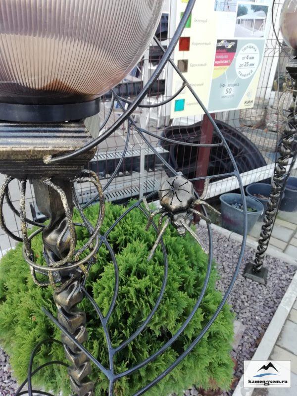 Изделия из металла Уличные фонари
