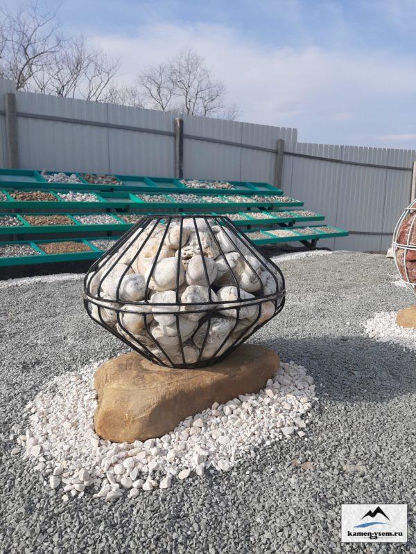 Изделия из металла Габион узкий