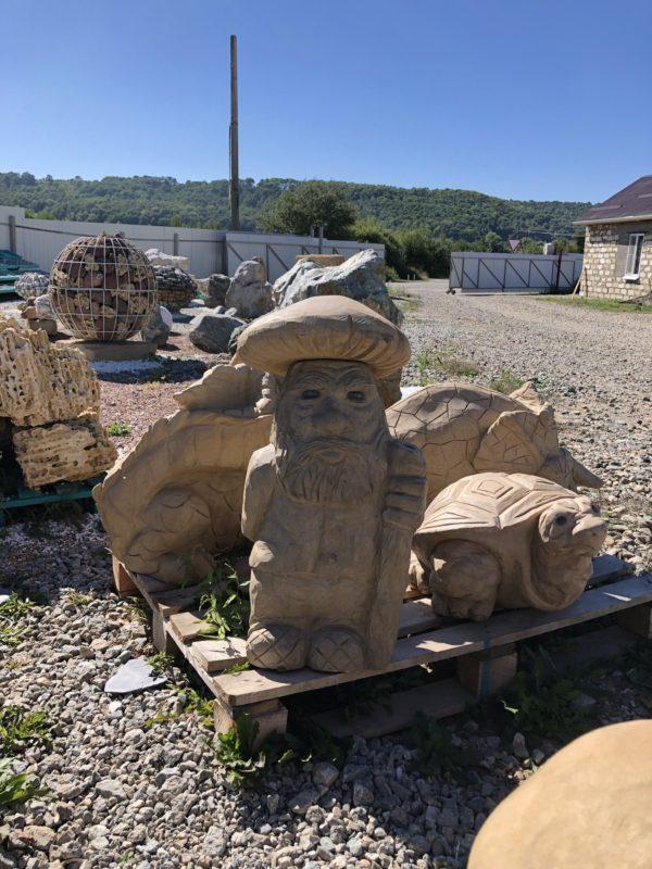 Купить каменную статую